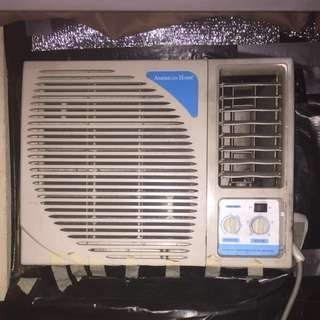[DONATED] American Home Airconditioning Unit
