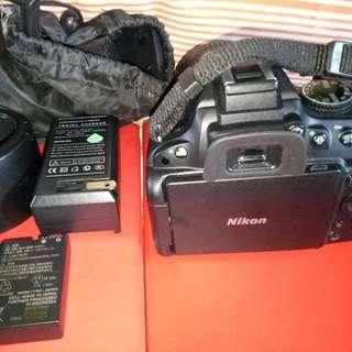 Nikon 5100 dslr