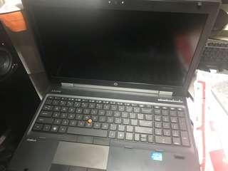 HP8560W i7