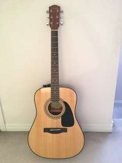 Fender Acoustic Guitar DG-8S