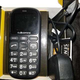 Senior cellphones