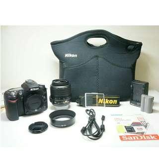 Nikon D90 (Body +Lens)