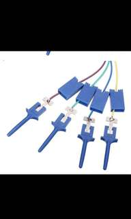 Test Clamp Wire Hook Test Clip for Logic Analyzer