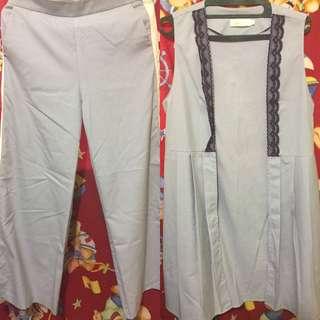 Pants & Blazer lavender Omara