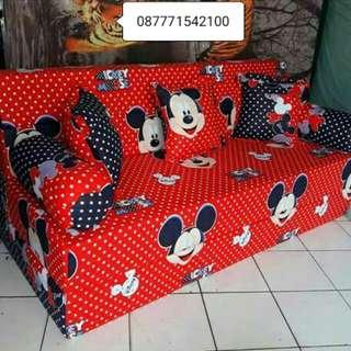 Sofa bed inoac ukrn 200x180x20