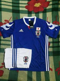 JS5 Adidas Japan 2017 home football jersey size Extra Small