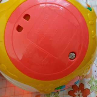 vtech rotating ball battery operated