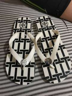 Authentic Tory Burch Slippers