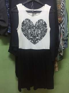 Dress Terusan Divided H&M