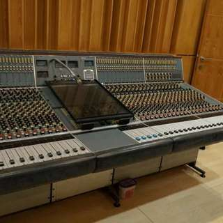 Mixer studio neve