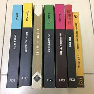 Fixi Novel (Buku Fixi)