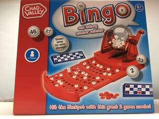 Bingo Game 賓果機 桌上遊戲 派對遊戲