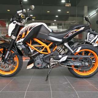 Pre-owned KTM 390 DUKE for sale