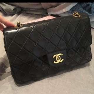 Chanel 羊皮 vintage