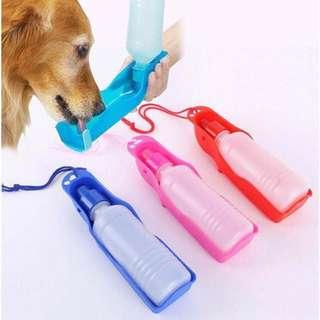 Portable Pet Drinking Bottle