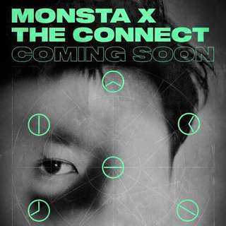 [FINAL PRICE] MONSTA X THE CONNECT ALBUM
