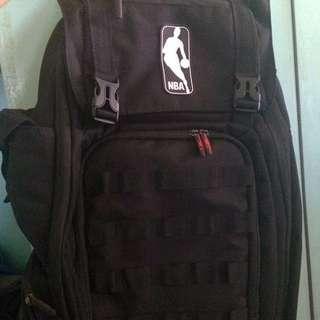 NBA Athletic Back pack bag
