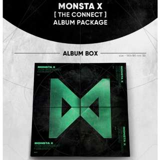 Monsta X The Connect : Dejavu album