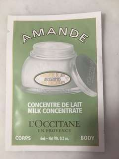 Loccitane Body moisturiser body cream