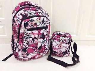2 in 1 Set Backpack