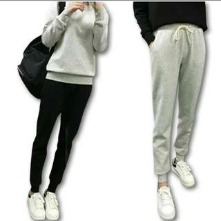 Korean Style sports pants. PO
