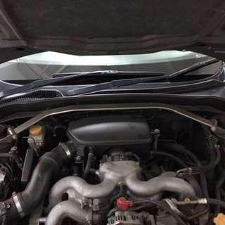 Subaru STI anti roll Bar
