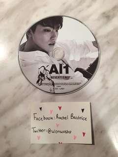 Seventeen Al1 Chan Dino CD Plate