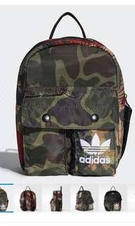 Adidas Camo Mini Backpack