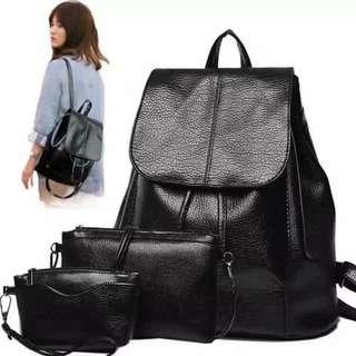3 in 1 Set Backpack