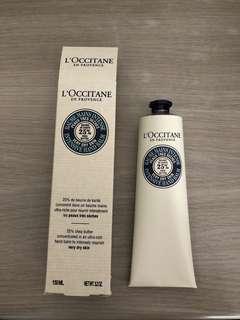 Loccitane Shea Butter Hand Cream