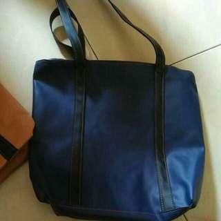 Hand Bag (Ready Warna Navy Dan Coklat)