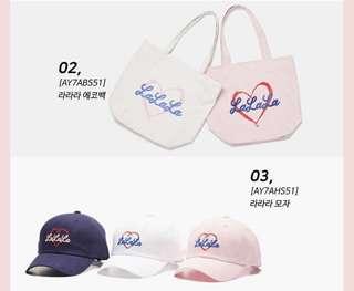 Daniel's pick lalala 系列 棒球帽及環保袋🌟🌟送海報🌟🌟