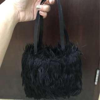 ORI Fur Handbag Mphosis