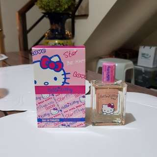 hello kitty perfume