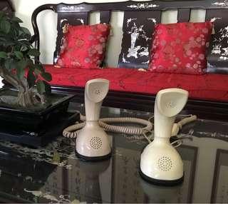 Vintage Ericsson Cobra rotary phone