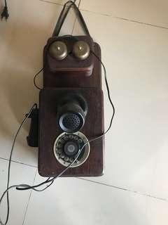 vintage phone 1950