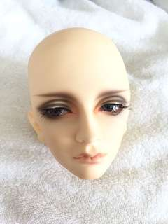 Normal Soseo Head with Faceup