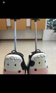 Kids luggage (Friso)