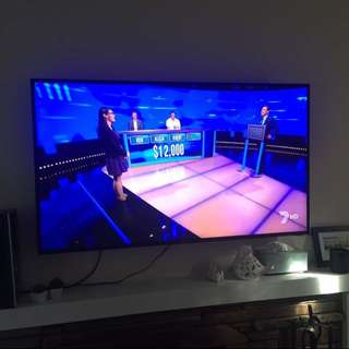 "55"" Flatscreen TV"