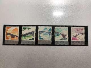 中國郵票 - T31公路拱橋