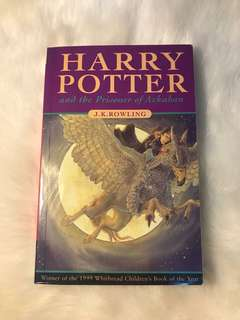 Bloomsbury Edition: Harry Potter and the Prisoner of Azkaban