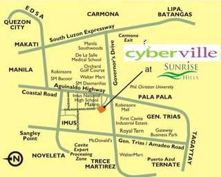 Cyberville House And Lot