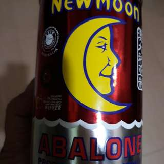 Abalone New Moon  425g Brand new