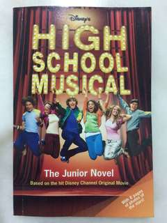 Disney's High School Musical (The Junior Novel)