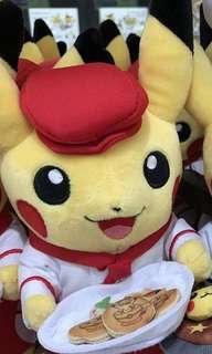 Preorder: Pokemon cafe and Pokemon center DX pikachu plush