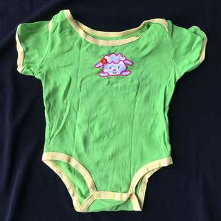 Baby Lamb Bodysuit #Bajet20