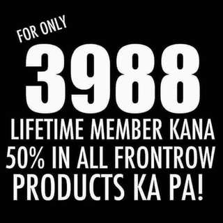 MEMBERSHIP TO AVAIL 50% PLUS EARN FOR YOUR BUSINESS
