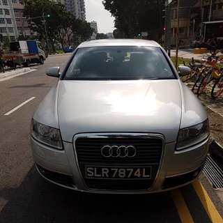 Audi A6 for rental 5 months
