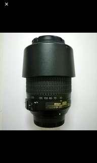 Nikon 55-200mm f4-5.6g ED VR