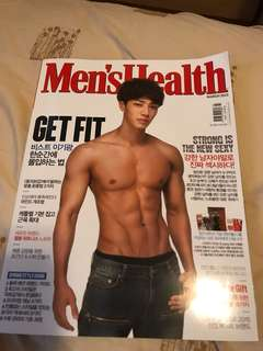 Beast/Highlight 李起光 Men's Health 雜誌